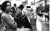 Sit-in at lunch counter