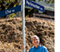 Saul Perlmutter and road sign