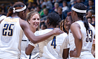 Lindsay Gottlieb and players