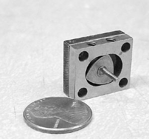 world's smallest engine