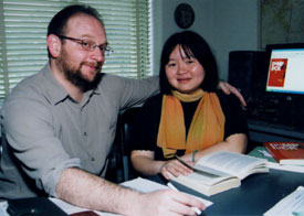 Peter Zinoman and Cam Nguyet Nguyen