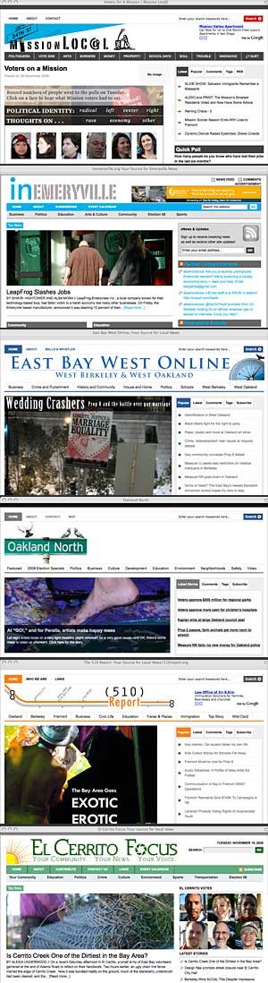 local coverage websites