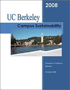 UC Berkeley Campus Sustainability 2008 report
