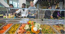 campus dining all