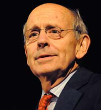 U.S. Supremem Court Justice Stephen Breyer