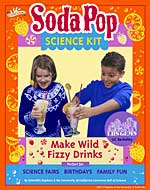 Soda Pop Science Kit