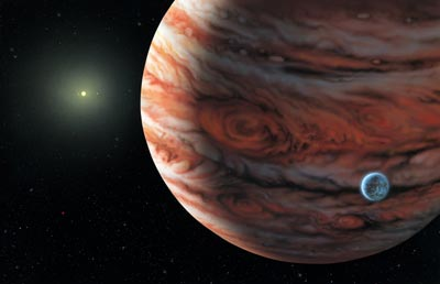 Who discovered the planet Jupiter?