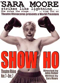 Show Ho poster