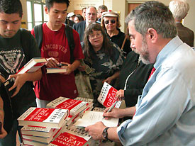 krugman signs books