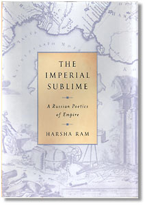 The Imperial Sublime book cover