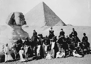 Reisner expedition in Egypt