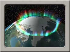 Clip from THEMIS video showing aurora ring
