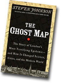 Chost Map book cover