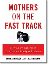 Mothers on the Fast Track book cover