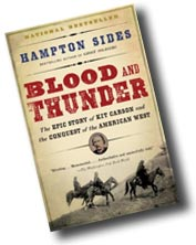 Blood and Thunder book cover