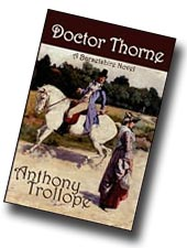 Doctore Thorne book cover