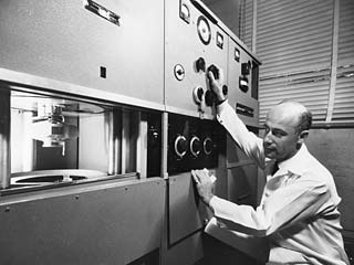 John Gofman at Donner Lab