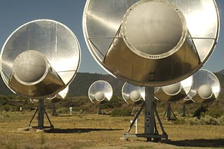 Allen Telescope Array dishes