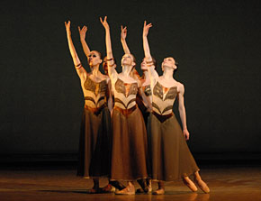State Ballet of Georgia dainces Sagalobeli