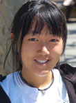 Ziwei Hu, senior, political economy of industrial societies, hometown: Davis, CA