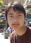 Jason Liu, freshman, intended major: business Hometown: Pleasanton, CA
