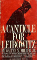 A Canticle for Leibowitz book cover
