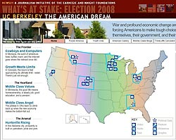 The American Dream website