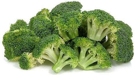 Enriched broccoli reduces cholesterol