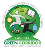 East Bay Green Corridor logo