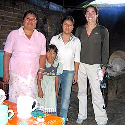 mexican family and Elizabeth Havice