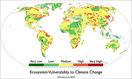 Climate change leading to major vegetation shifts around the world map gumiabroncs Image collections