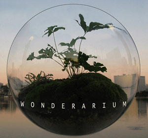 Floating terrarium