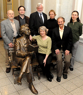 Editors from the Mark Twain Papers