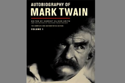 Twain autobiography – the way he wanted it – hits stores today