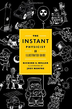 Yhe INstant Physicist book cover