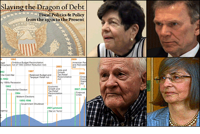 Slaying the dragon of debt: Officials' oral histories tell the political backstory