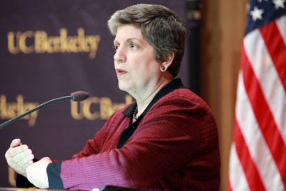 Napolitano calls for cybersecurity innovation