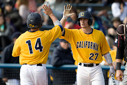 In a happy reversal, Cal baseball called safe
