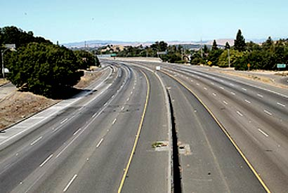 Their way is the highway: UC researchers seek cheaper, greener pavement