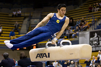 Men's gymnastics competition
