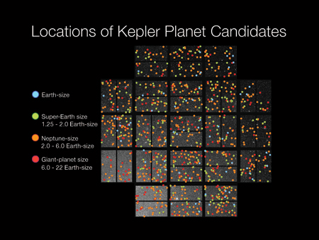 UC Berkeley's SETI survey will target the most Earth-like of the 1,235 Kepler Objects of Interest