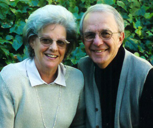 Phillip and Carolyn Cowan