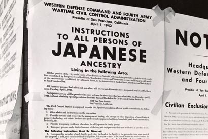 Bancroft Library to expand documentation of Japanese Americans' World War II experiences (USA)