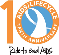 AIDS Lifecycle 2011 logo