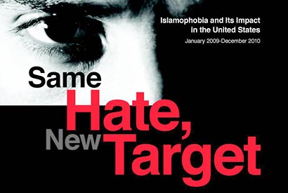 Islamophobia in U.S. detailed in new report