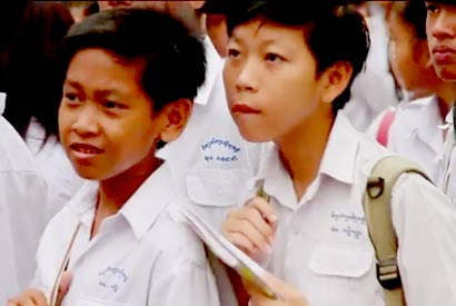 Journalism students' Cambodia piece airs on PBS NewsHour