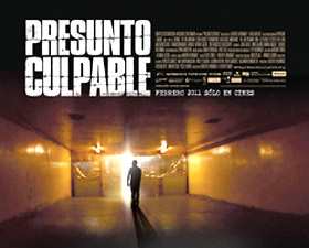 Presumed Guilty poster