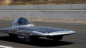 Impulse, CalSol's solar vehicle