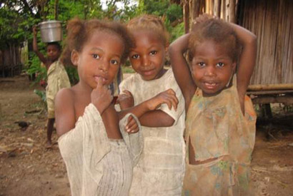 Taking bushmeat off the menu could increase child anemia