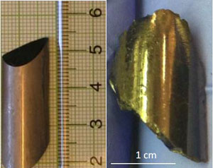 Two types of high-temperature superconductors.